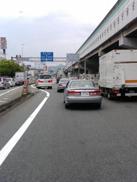 今日は姫路車検(そのさゃ〜ン)